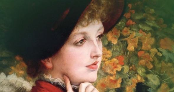 Anne Bronte necunoscuta de la wildfell hall