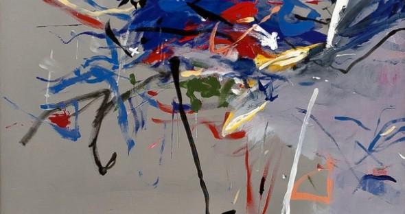 Marul rosu - Adrian Chira (lucrare din expozitie)