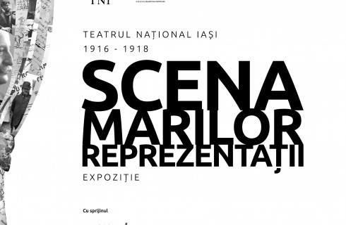 Afisul expozitiei